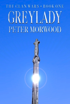 Larger image of the cover of Peter Morwood's 'Greylady'