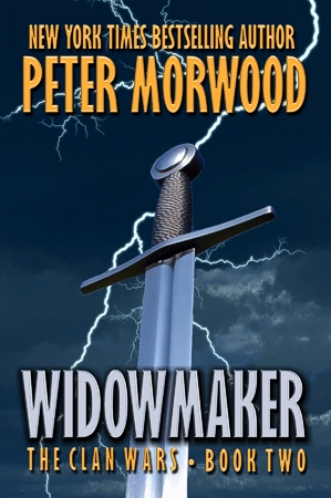 New edition of Peter Morwood's 'Widowmaker'